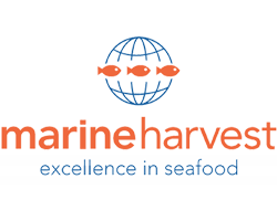 Logo Marine Harvest