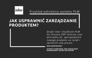 zarządzanie -produktem- wdrożenie PLM- przykład
