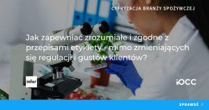Oprogramowanie dla produkcji - system EPR i PLM