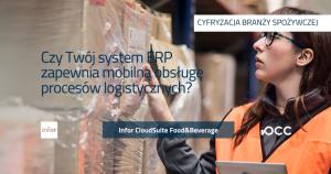 Mobilność w systemie ERP