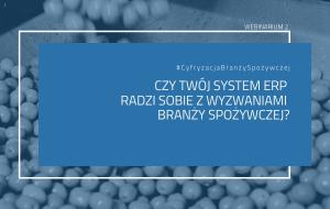 System ERP dla branży spożywczej